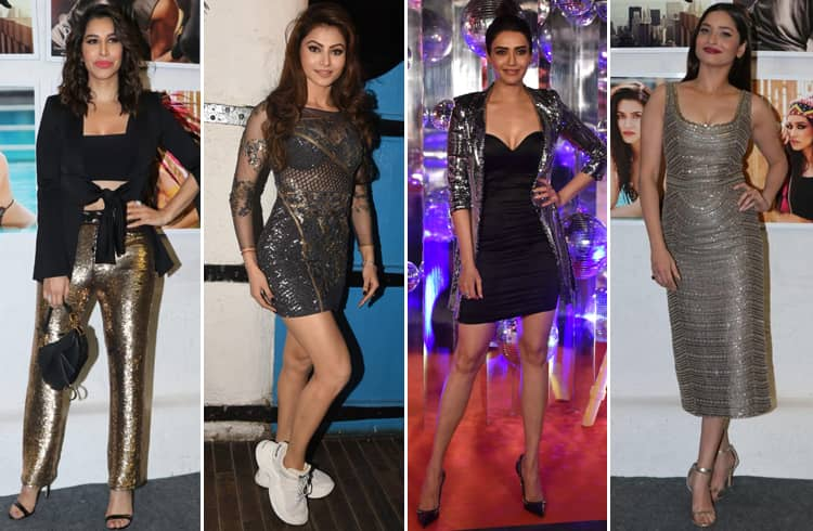 Celebrities at Dabboo Ratnani Calendar Launch