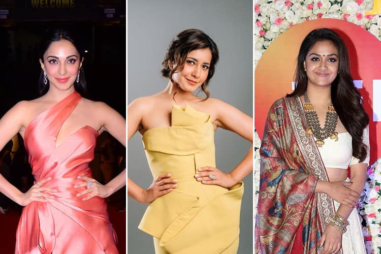 Celebrities at Zee Cine Awards Telugu 2019