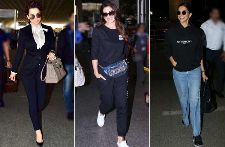 Celebs Snapped Airport