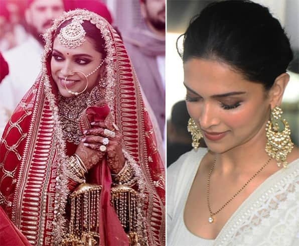 Deepika Padukone Wedding Jewellery