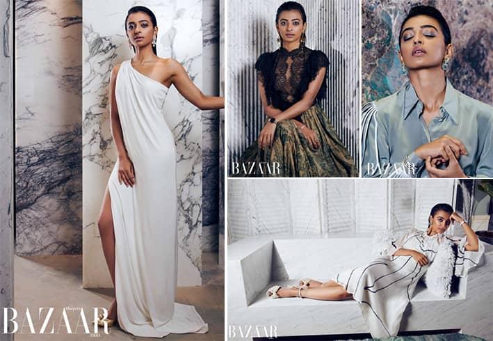Radhika Apte Harpers Bazaar January 2019