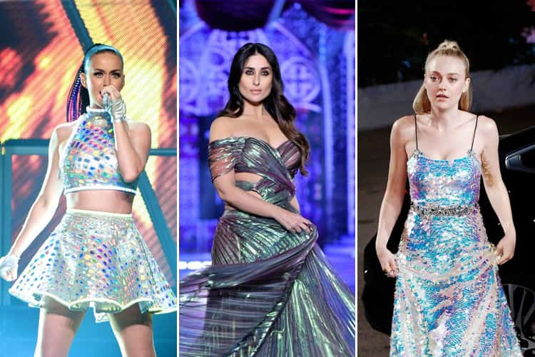 Holographic Fashion Trend