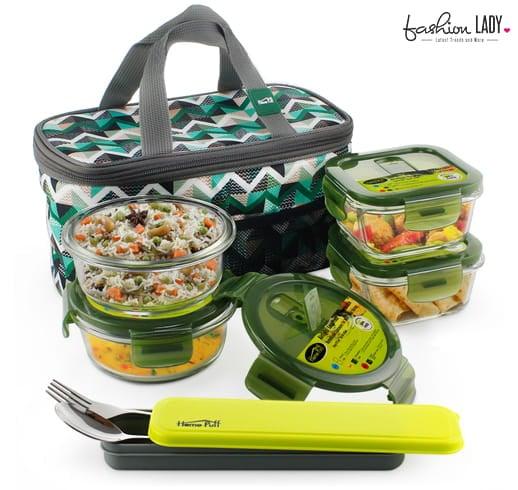 HomePuff Borosilicate Lunch Box