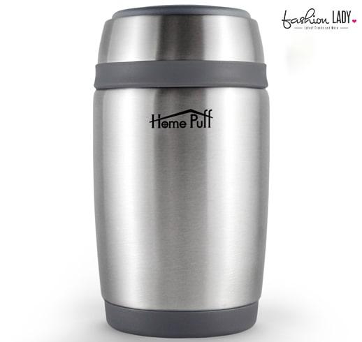 HomePuff Insulated Food Jar