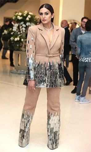 Huma Qureshi Fashion 2018