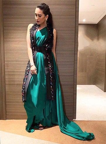 Karisma Kapoor Anamika Khanna Outfit