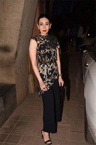 Karisma Kapoor Punit Malhotra birthday