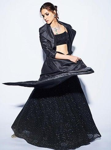 Kriti Sanon at Umang Police Show 2019