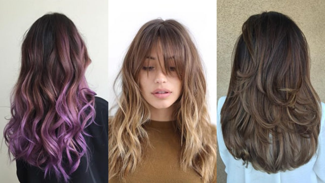 Layered Hairstyles With Bangs 2019 28