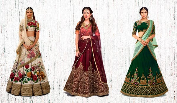 Lehengas For Wedding Season