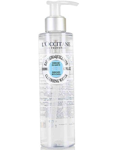 Loccitane Shea 3-in-1 Cleansing Water