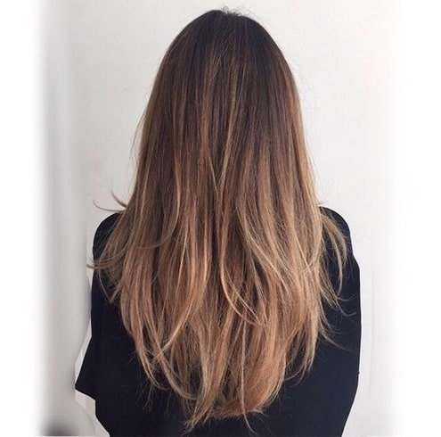 Long Straight Layers
