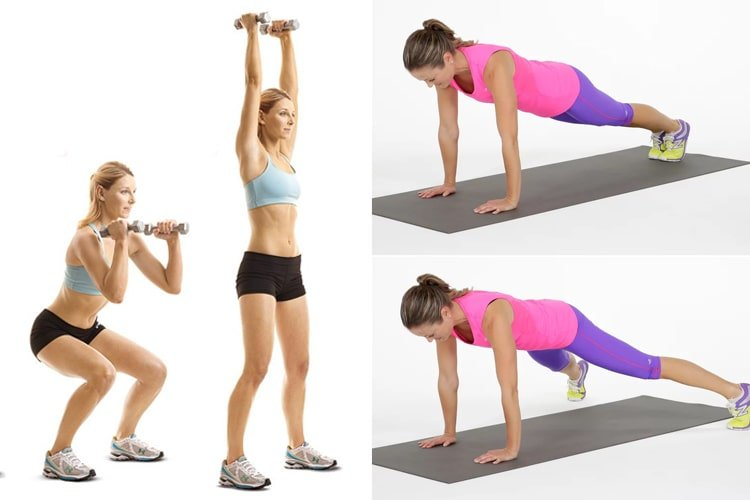 Low Impact Exercises