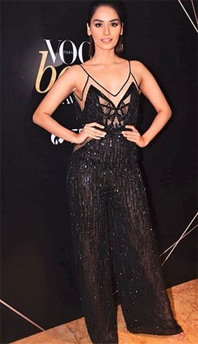 Manushi Chhillar Vogue Beauty Awards