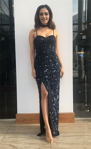 Manushi Chhillar Zara Umrigar dress