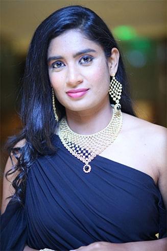 Mithali Raj Rio Tinto Diamonds