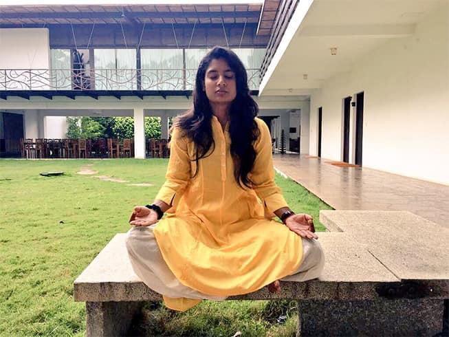 Mithali Raj Yoga