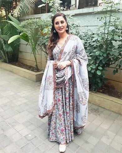 Nargis Fakhri Punit Balana Outfit