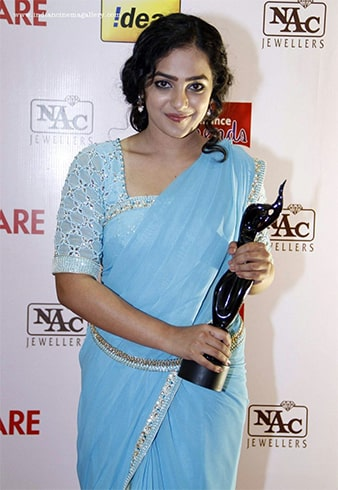 Nithya Menen Awards