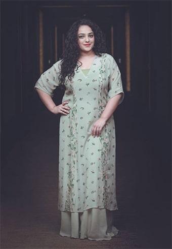 Nithya Menen Fashion