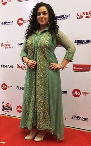 Nithya Menen Filmfare