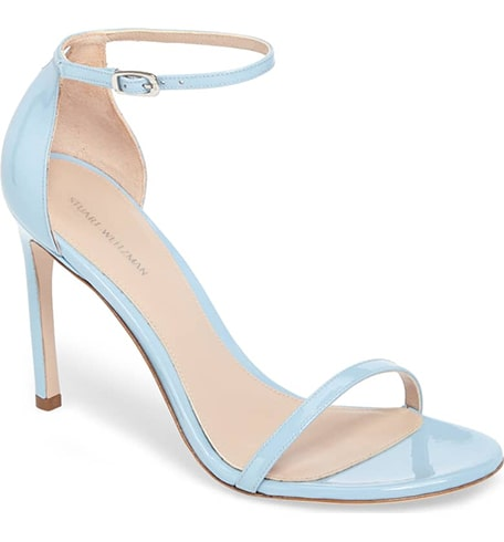 Nudistsong Ankle Strap Sandal from Stuart Weitzman
