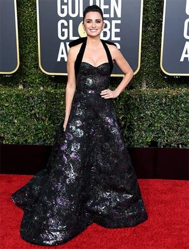 Penelope CruzGolden Globe Awards 2019
