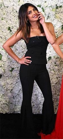 Priyanka Chopra at Madame Tussads New York