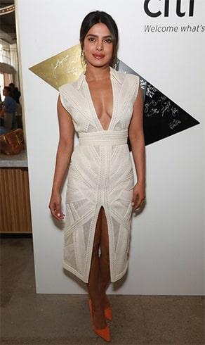 Priyanka Chopra Pre-Grammy event