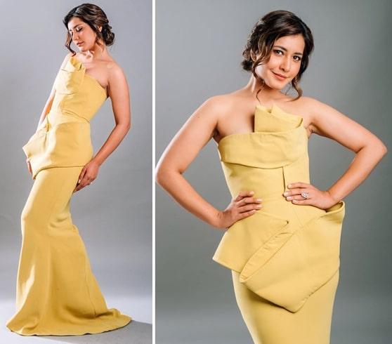 Raashi Khanna Zee Cine Awards Telugu 2019