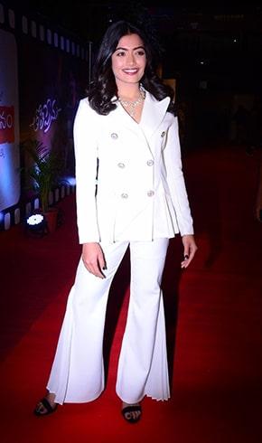Rashmika Mandanna Zee Cine Awards Telugu 2019