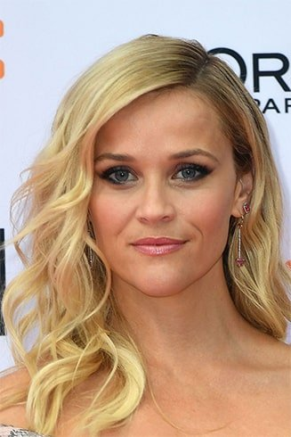 Reese Witherspoon Natural Curls