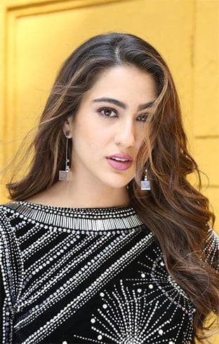 Sara Ali Khan makeup tips