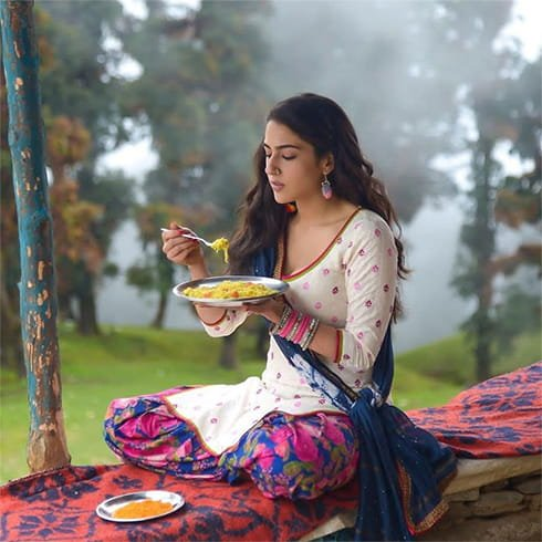 Sara Ali Khan Diet Plan