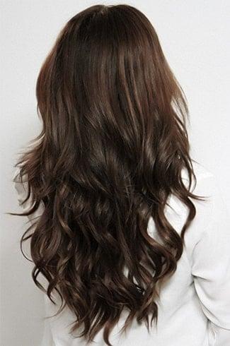 Shuffle Layers Hair