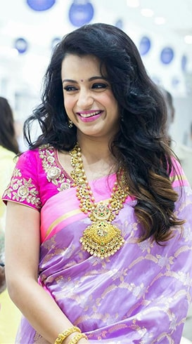 Trisha Traditional Looks