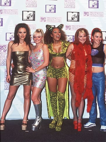 90s Fashion Trends Female