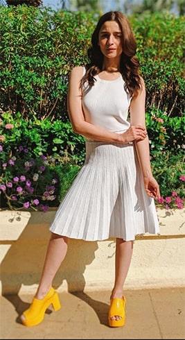 Alia Bhatt Michael Kors dress