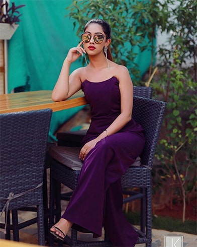 Anu Emmanuel Latest Fashion