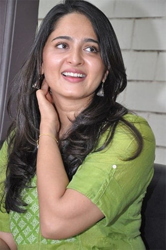 Anushka Shetty Without Makeup