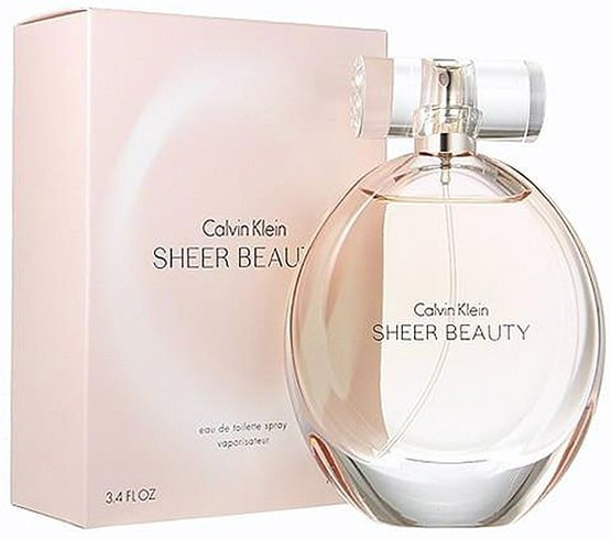 Beauty Sheer By Calvin Klein For Women
