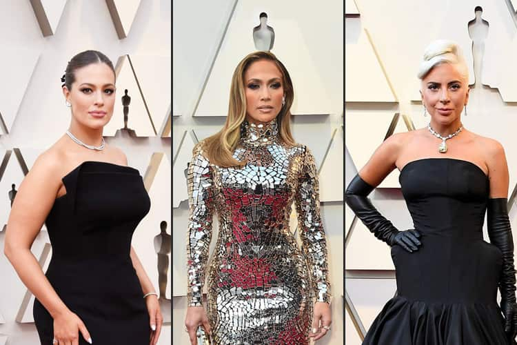 Celebrities at Oscars 2019