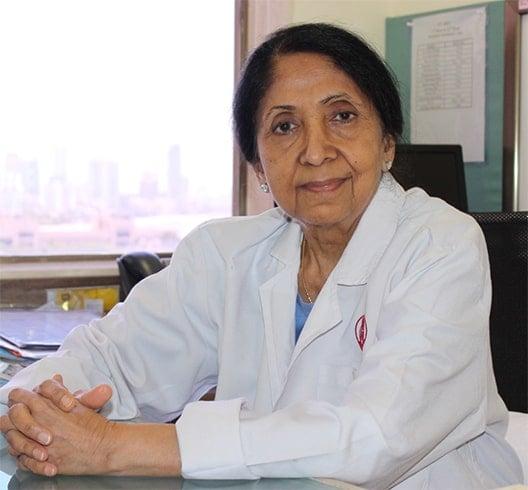 Dr Indira Hinduja