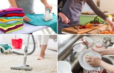 Household Chores to Lose Weight