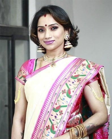 Kalpana Raghavendar Fashion