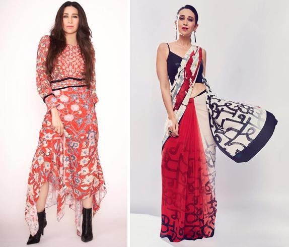 Karisma Kapoor Styles