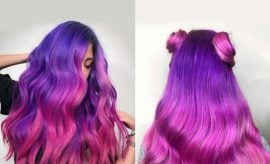 Lavender Hair Color Ideas