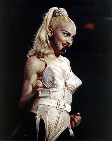Madonna 90s Fashion