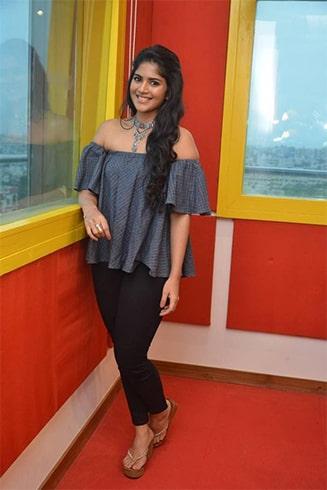 Megha Akash 2019