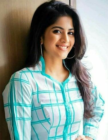 Megha Akash Biography